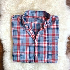 J. Crew Button-Down Shirt | Small